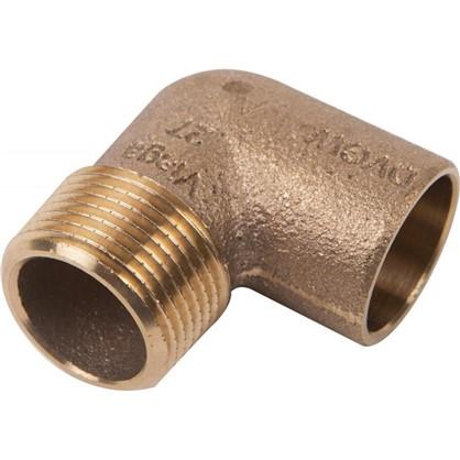 Угол 90° Viega 22х3/4 наружная резьба медь