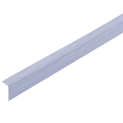 Угол арочный 10х20х2700 мм ПВХ цвет сиреневый