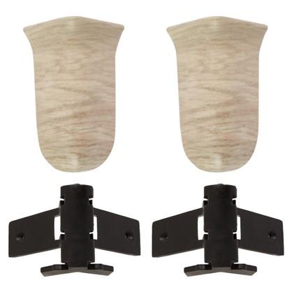 Угол для плинтуса внешний Artens Ареццо 65 мм 2 шт.