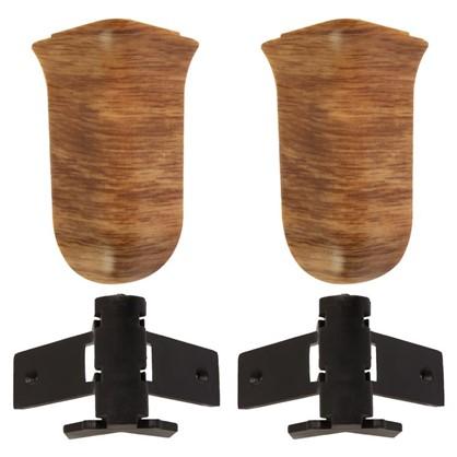 Угол для плинтуса внешний Artens Катания 65 мм 2 шт.