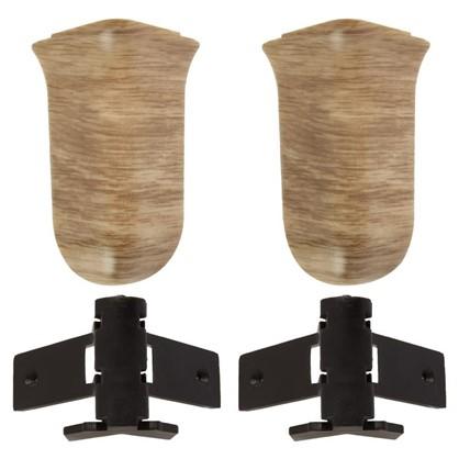 Угол для плинтуса внешний Artens Ливорно 65 мм 2 шт.