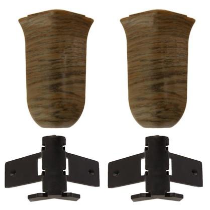 Угол для плинтуса внешний Artens Мессина 65 мм 2 шт.