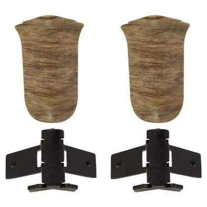 Угол для плинтуса внешний Artens Палермо 65 мм 2 шт.