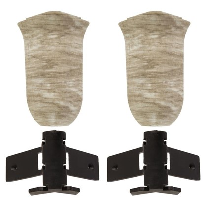Угол для плинтуса внешний Artens Равенна 65 мм 2 шт.