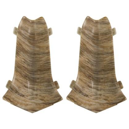 Угол для плинтуса внутренний Artens Бергамо 65 мм 2 шт.