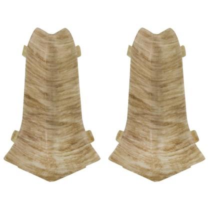 Угол для плинтуса внутренний Artens Перуджа 65 мм 2 шт.