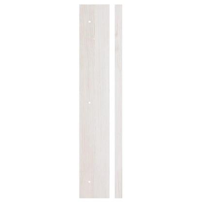 Угол для шкафа Delinia Фрейм светлый 4х70 см