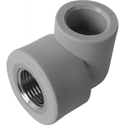 Угол комбинированный FV-Plast внутренняя резьба 20х1/2 мм полипропилен