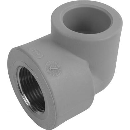 Угол комбинированный FV-Plast внутренняя резьба 25х3/4 мм полипропилен