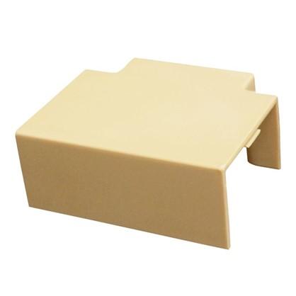 Угол Т-образный 40/25 мм цвет сосна 4 шт.