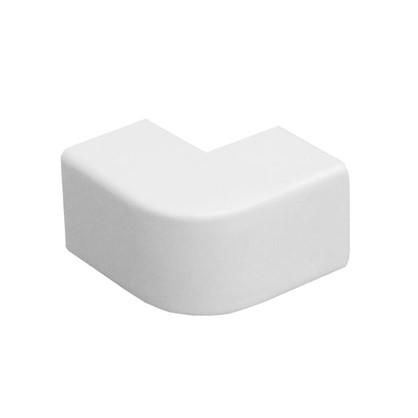 Угол внешний 12/12 мм цвет белый 4 шт.