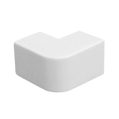Угол внешний 16/16 мм цвет белый 4 шт.