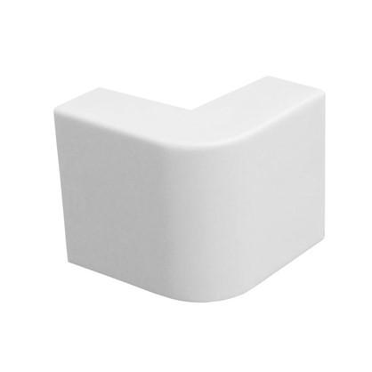 Угол внешний 40/16 мм цвет белый 4 шт.