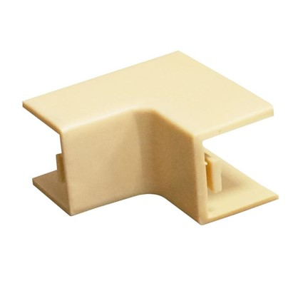 Угол внутренний 12/12 мм цвет сосна 4 шт.