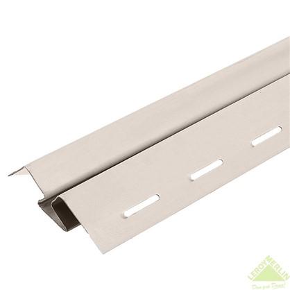 Угол внутренний для фасадных панелей Fineber цвет серый