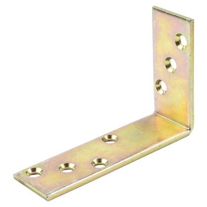 Уголок для балки оцинкованный 80x120x35х4 мм