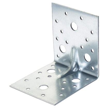 Уголок крепежный усиленный 105x105x90x2 мм