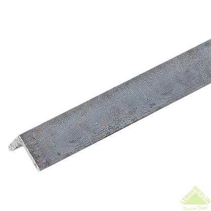 Уголок металлический 25x25x4x3000 мм