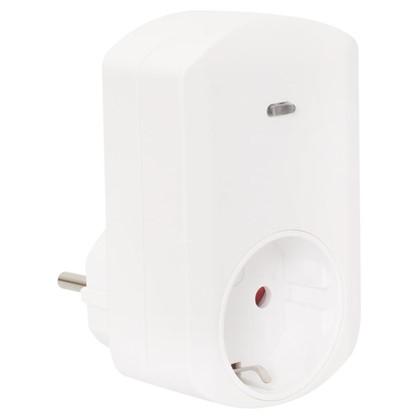 Умная розетка Rubetek evo со встроенным диммером 869 МГц IP20