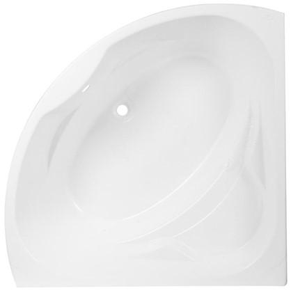 Акриловая ванна Корнер 135х135 см в