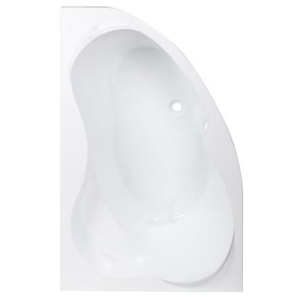 Акриловая ванна левосторонняя Глоу 160х100 см