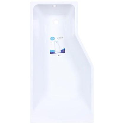 Ванна Оптима левосторонняя 150х80 см