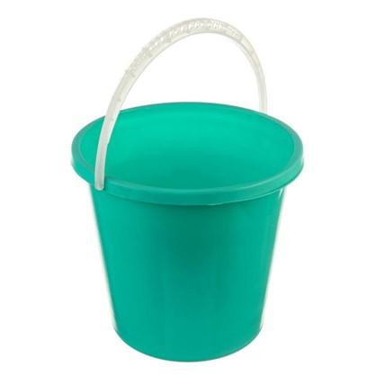 Ведро круглое 10 л пластик