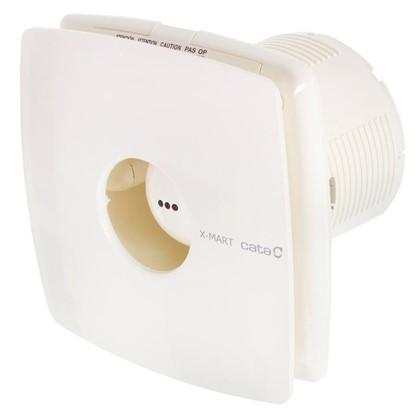 Вентилятор CATA X-MART 10 T D100 мм 15 Вт таймер