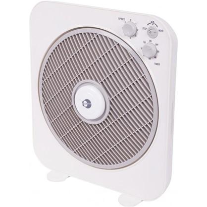 Вентилятор настольный 30 см 40W с таймером