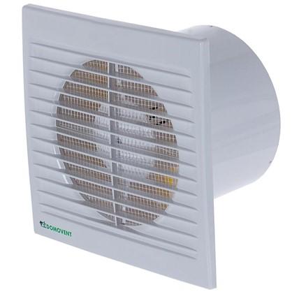 Вентилятор осевой Домовент 125 CB D125 мм 16 Вт