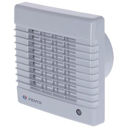 Вентилятор осевой Вентс D100 мм 18 Вт жалюзи