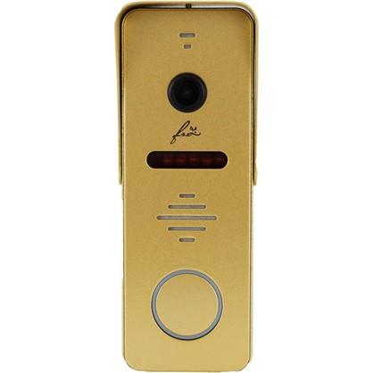 Видеопанель вызывная Fox FX-CP27 цвет золото IP54