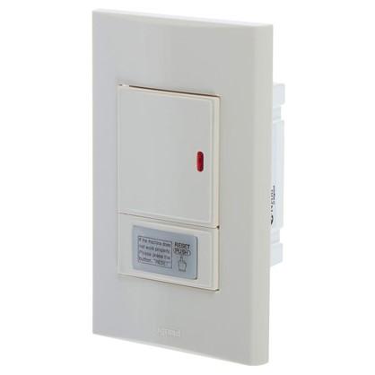 Выключатель Anam Zunis 1 клавиша дистанционное управление с подсветкой цвет бежевый