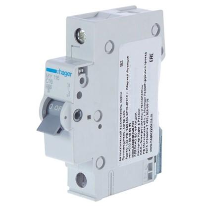 Автоматический выключатель Hager 1 полюс 16 A