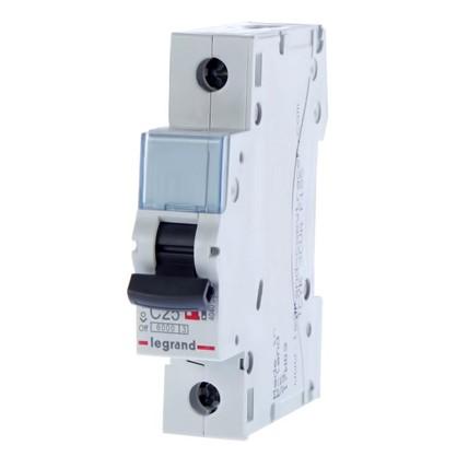 Автоматический выключатель Legrand 1 полюс 25 А