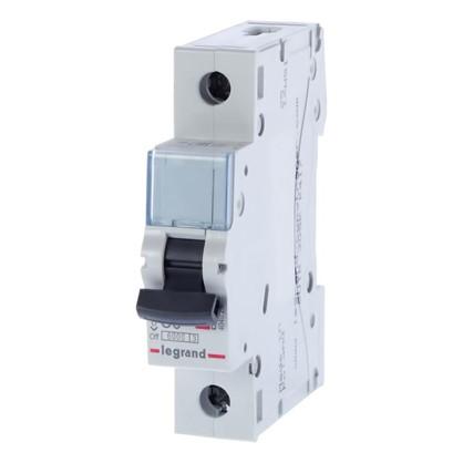 Автоматический выключатель Legrand 1 полюс 6 А