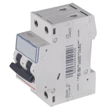 Автоматический выключатель Legrand 2 полюса 16 А