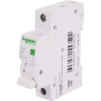 Автоматический выключатель Schneider Electric Resi9 1 полюс 25 A