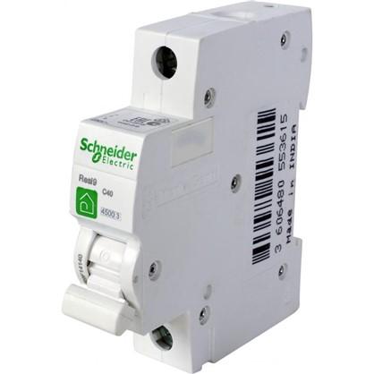 Автоматический выключатель Schneider Electric Resi9 1 полюс 40 A