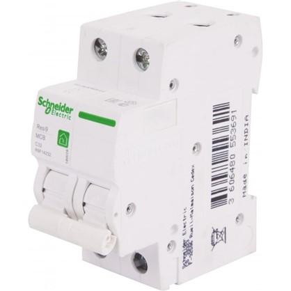 Автоматический выключатель Schneider Electric Resi9 2 полюса 32 A