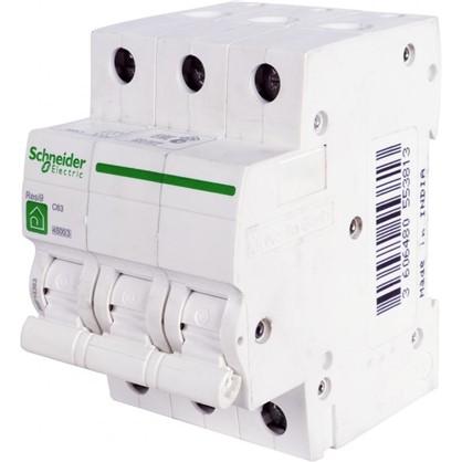Автоматический выключатель Schneider Electric Resi9 3 полюса 63 A