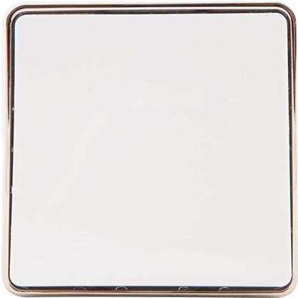 Выключатель Gallant 1 клавиша цвет белый