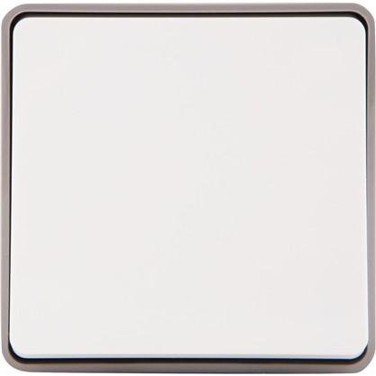 Выключатель Gallant влагозащищённый 1 клавиша цвет белый