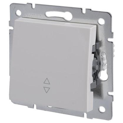 Выключатель проходной Lexman Виктория 1 клавиша цвет бежевый