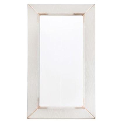 Витрина для шкафа Ницца 40х70 см МДФ цвет коричневый