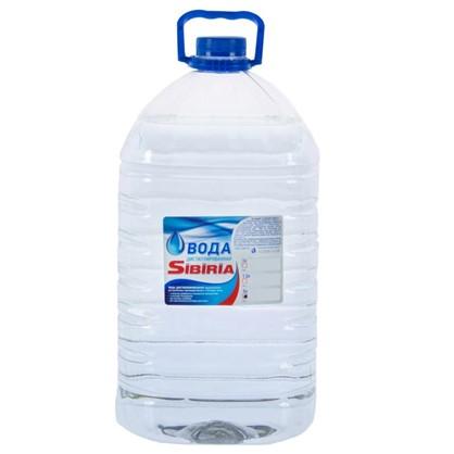 Вода дистиллированная 5 л