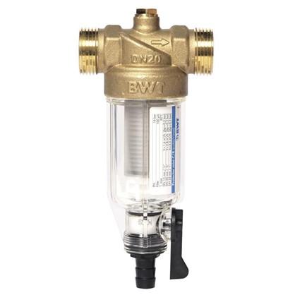 Водоочиститель BWT Protector Mini 3/4 дюйма для холодной воды 100 мкм