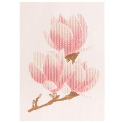 Вставка Агата D 25х35 см цвет розовый