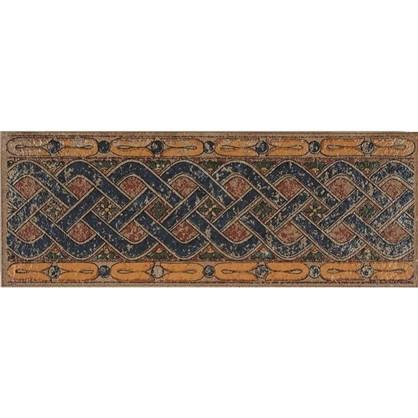 Вставка-подступеник Gresan Natural Levante 12х33 см клинкер цвет коричневый