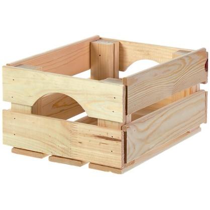 Ящик деревянный 31x23x15.4 см